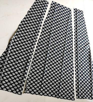 free panel dress pattern