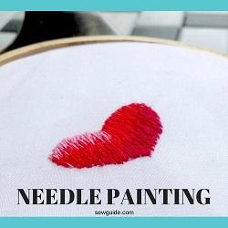 needle painting