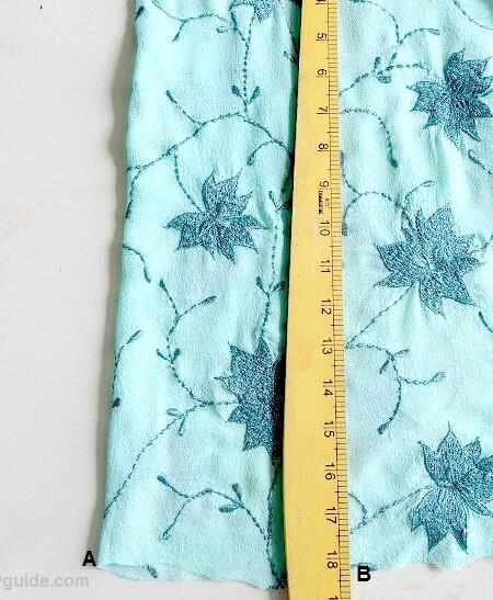 mermaid skirt pattern free