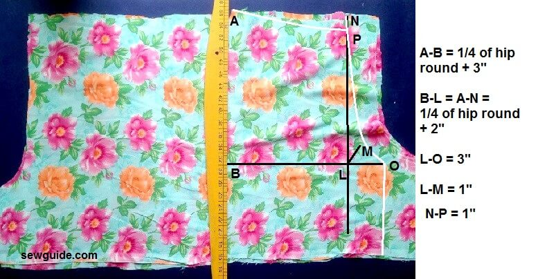 sewing pattern for shorts