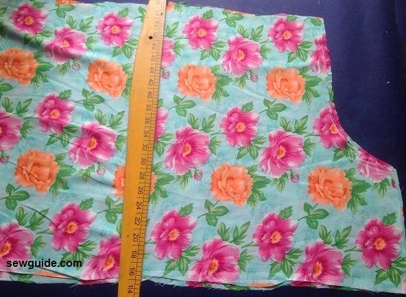 ladies shorts pattern