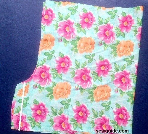 sewing pattern shorts