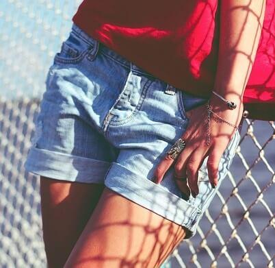 types of shorts