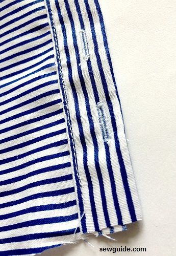 ssmock dress pattern