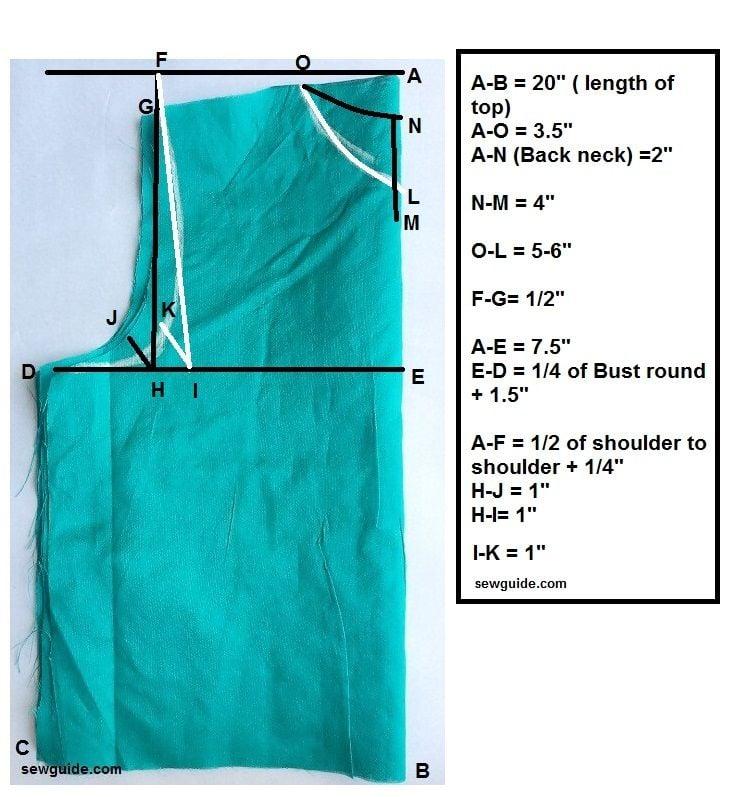 boxy top sewing pattern