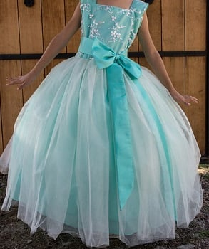 variety of dresses