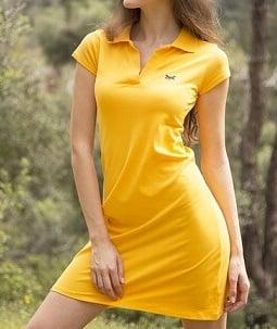 many styles of dresses