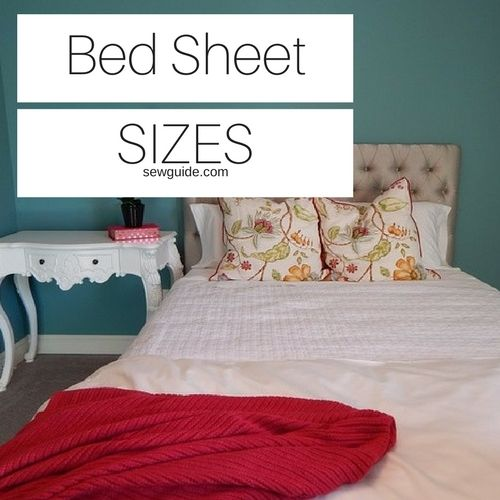 Types Of Bed Covers A Flat Sheet