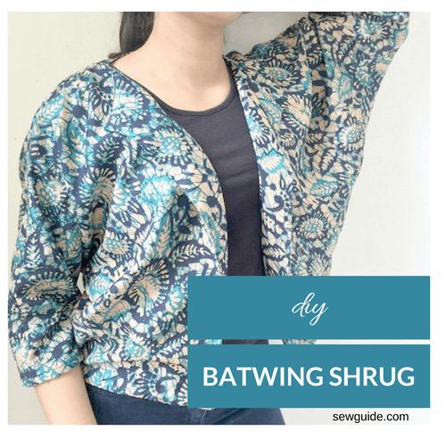 batwing shrug
