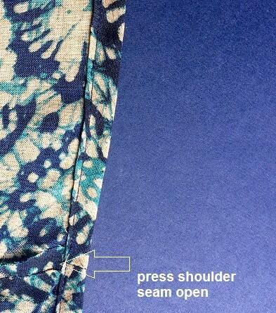 batwing shrug sewing pattern