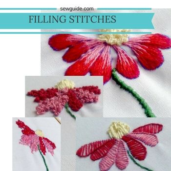 filling stitches