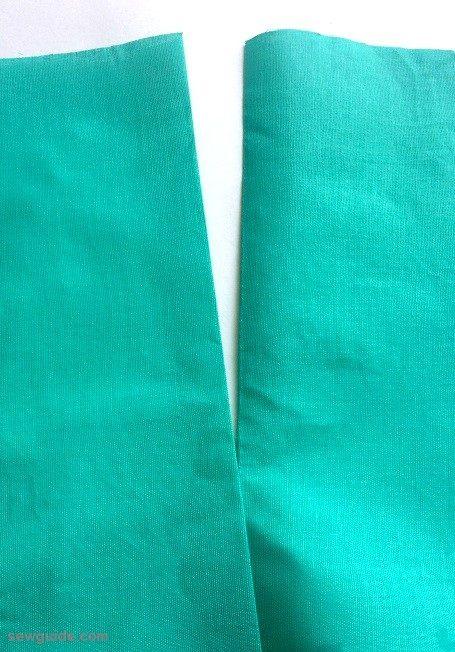 sew hidden zippers