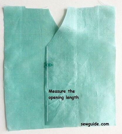 how to stitch a kimono