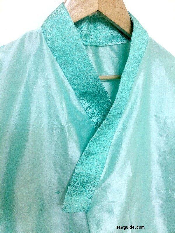 kimono sewing pattern