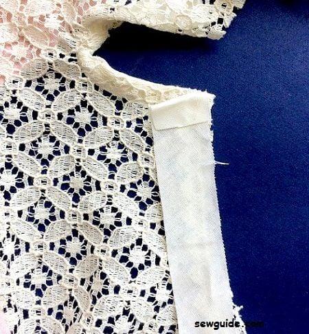 yoke blouse pattern