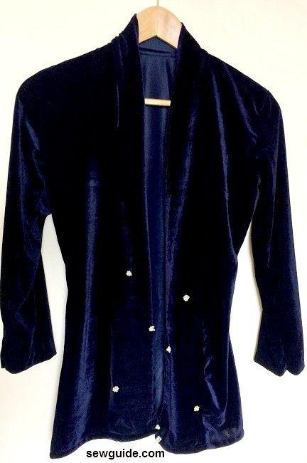 blazer pattern diy