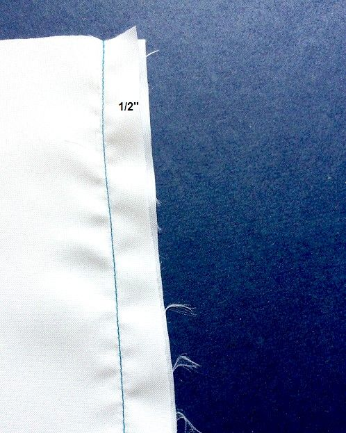 French Seams - How to make it neatly and its uses in