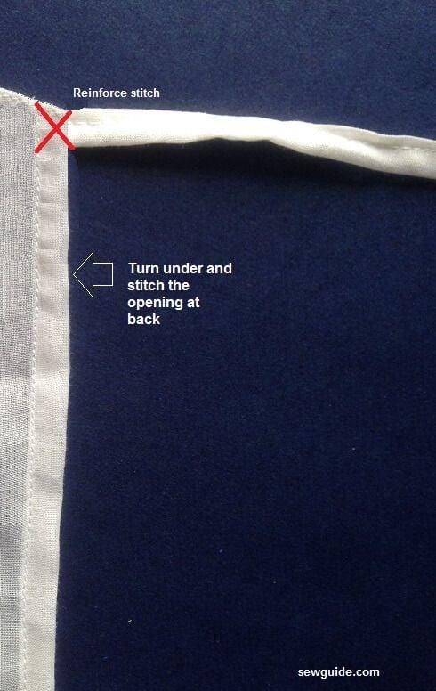 b5531486892f Make a simple  Newborn Baby Top  - Free Sewing pattern   Tutorial ...