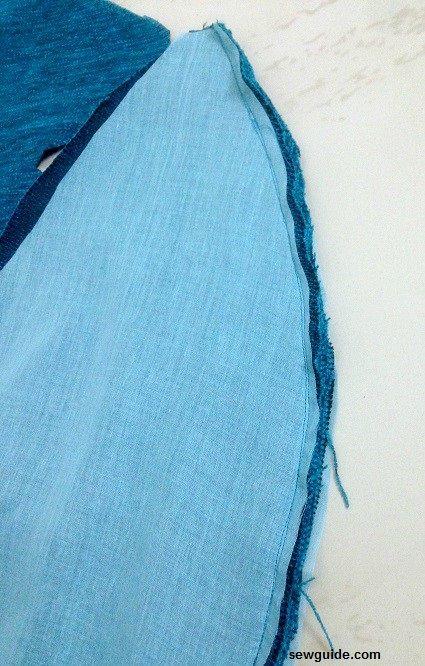 sew an easy bean bag