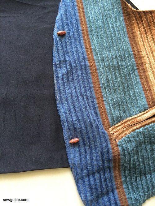 women's vest sewing pattern