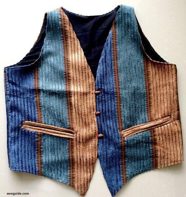 easy vest pattern
