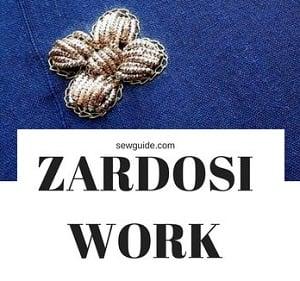 zardosi work