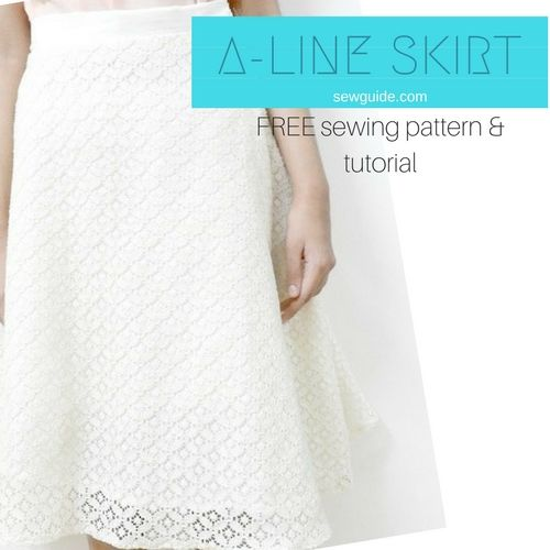 aline skirt diy