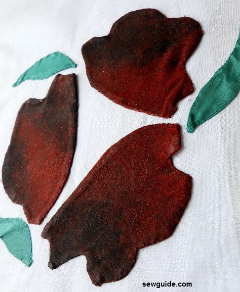 Hand applique - 6 FAQ answered on hand sewing appliques