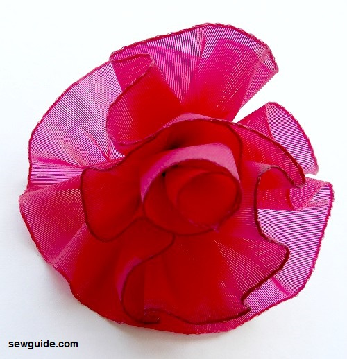 ribbon rosemaking