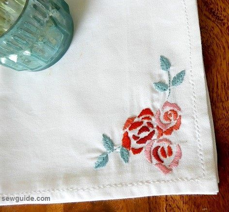 fabric napking diy tutorial