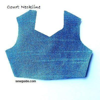 neckline neckline