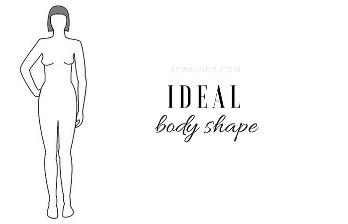 types of body shapes of women