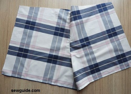 how to stitch a boxer shorts