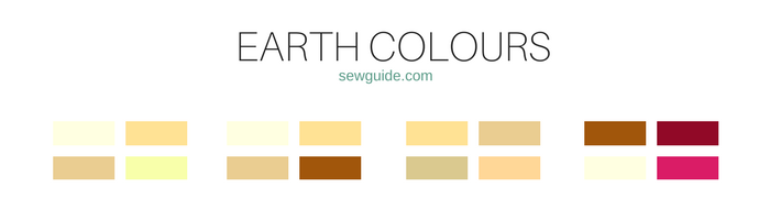 colour combinations and schemes