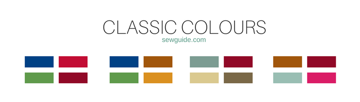 colour chart for combinations