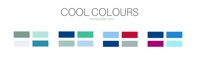 colour schemes for combining in clothes