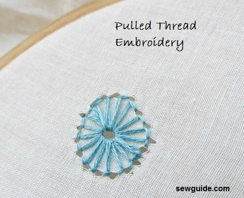 pulled-thread