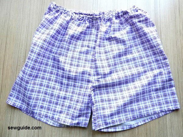 photo regarding Free Printable Toddler Shorts Pattern referred to as How towards sew SHORTS- 3 Cost-free Do it yourself Types sewing tutorials