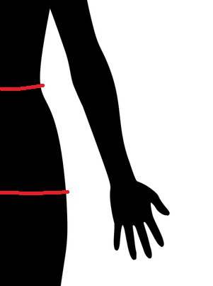 Best way for taking {BODY MEASUREMENTS} for sewing your clothes