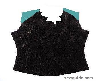 neckline designs for suits