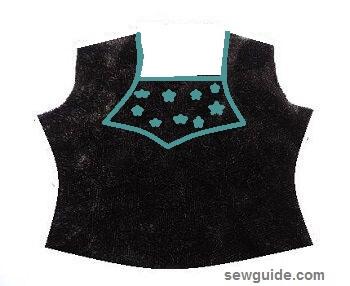 neckline designs for salwar suits