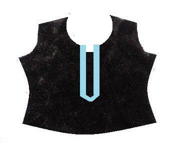 neckline designs for salwar kameez