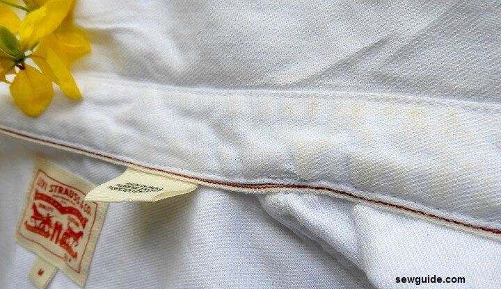 remove stains on whites