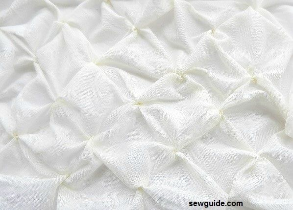 Ruching  4 Ways To Ruche Fabric And Its Many Uses In