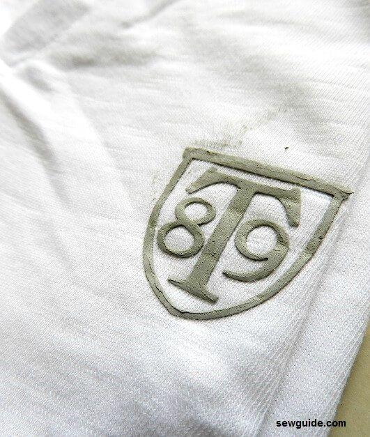 washing white clothes