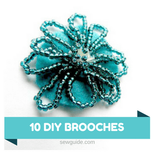 diy brooch making