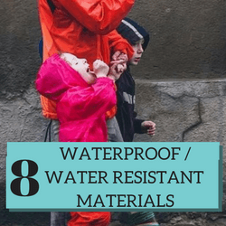 waterproof material
