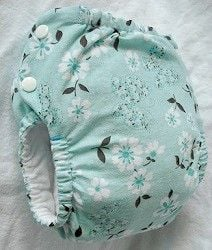free diaper pattern in cloth