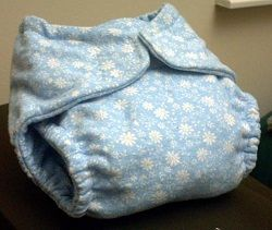 how to make cloth diapers