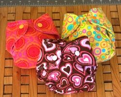Making Baby Cloth Diapers - 17 wonderful Patterns {FREE}
